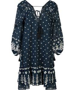 Derek Lam 10 Crosby | Print Sheer Dress