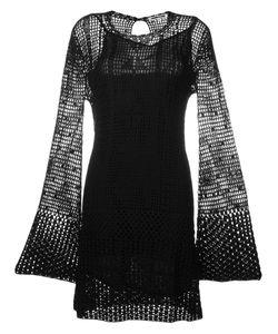Mcq Alexander Mcqueen | Perforated Dress Size Large