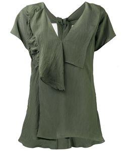 Marni | Блузка На Завязках