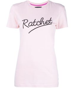 House Of Holland | Ratchet T-Shirt 8 Cotton