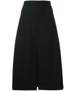 Odeeh | Central Slit Skirt 38 Cotton/Viscose