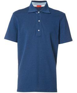 Isaia   Classic Polo Shirt Medium Cotton