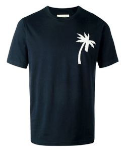 UNIVERSAL WORKS | Palm Tree Patch T-Shirt Size Small