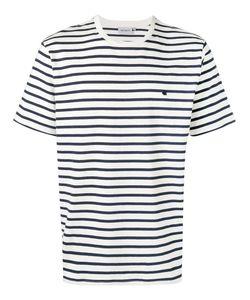 Carhartt   Breton Stripe T-Shirt L