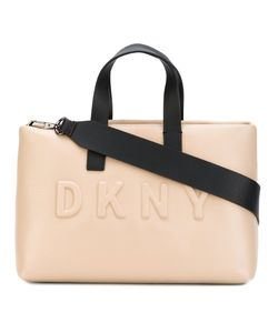 Donna Karan | Большая Сумка-Шоппер С Логотипом