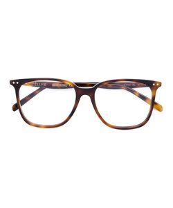 Céline Eyewear | Square Frame Glasses
