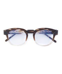 KUBORAUM   Gradient Round Glasses