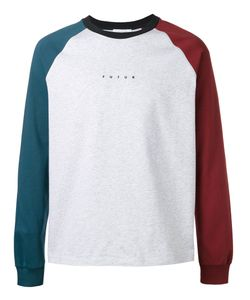 Futur | Colour-Block Sweatshirt M