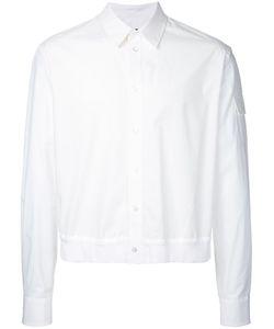 DRESSEDUNDRESSED | Укороченная Рубашка Мешковатого Кроя