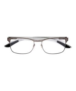 Ray-Ban | Square Frame Glasses Carbon