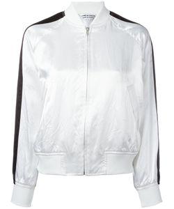 COMME DES GARCONS COMME DES GARCONS | Comme Des Garçons Comme Des Garçons Stripe Sleeve Bomber Jacket