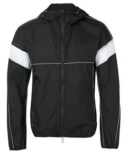 Emporio Armani | Zipped Hooded Jacket