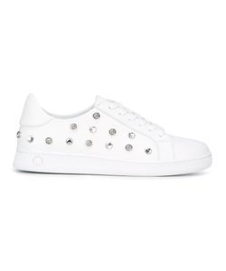 Versus | Lion Studs Trainers 36 Calf Leather/Leather/Rubber/Metal Other