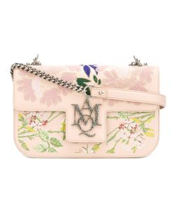 Alexander McQueen | Embroidered Shoulder Bag