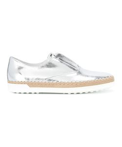 Tod'S | Slip-On Sneakers 37 Leather/Rubber