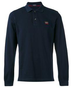 Paul & Shark | Logo Patch Polo Shirt Size Medium