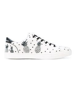 Dolce & Gabbana | Pineapple Print Trainers