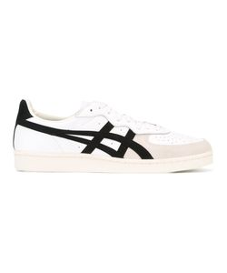 Asics | Lace Up Trainers 8 Leather/Cotton/Rubber