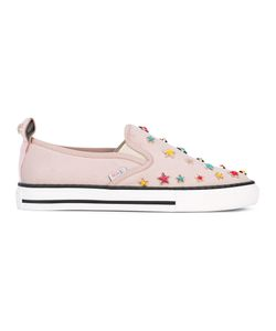 Red Valentino | Star Stud Sneakers