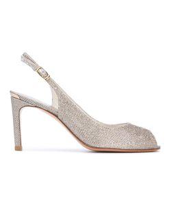 Stuart Weitzman   Slingback Sandals 38.5