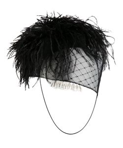 PIERS ATKINSON | Feather Headband From