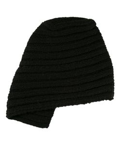 Tess Giberson | Wool Blend Moving Rib Hat From Featuring Ribbed Details And A Hand Knit Design