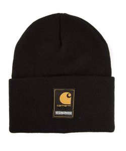 CARHARTT HERITAGE | Watch Logo Beanie From