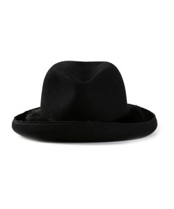 KIJIMA TAKAYUKI | Шляпа С Меховым Ободком