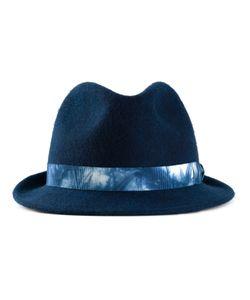 CA4LA   Фетровая Шляпа С Лентой Tie-Dye