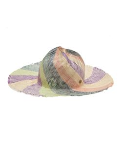 Kapital   Плетёная Шляпа С Широкими Полями