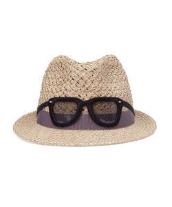 CA4LA   Шляпа С Аппликацией Очков