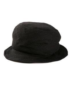 HORISAKI DESIGN & HANDEL | Linen Bucket Hat From