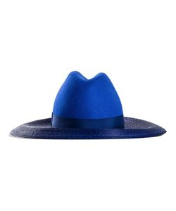 GIGI BURRIS MILLINERY | Straw Brim Hat From