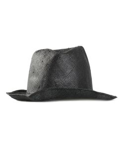 Reinhard Plank | Straw Fanelli Hat From