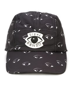 Kenzo | New Era Eyes Cap From Featuring Velcro Fastenings And A Curved Peak
