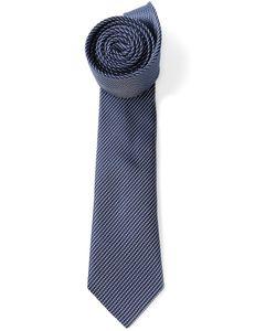 Claudio Tonello | Silk Striped Tie From