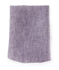 ALEXANDER OLCH | Cotton Round Handkerchief From