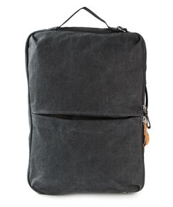 QWSTION | Cotton Simple Office Backpack From