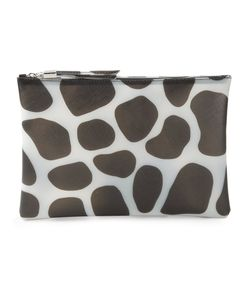 GUM | And Giraffe Print Clutch From