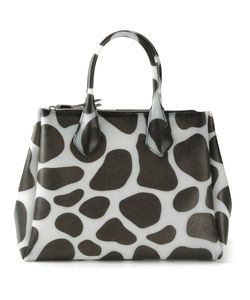 GUM | And Giraffe Print Tote From