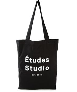 ETUDES | Cotton October Tote From