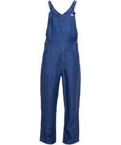 ADAM SELMAN | Overalls Have Become An Off-Duty Must-Have And This Linen Pair From Elevate The Workwear Classic To Hero Piece Territory