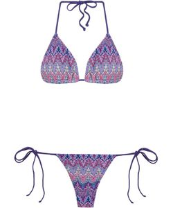 Brigitte | Tricot Bikini Set