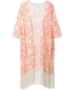Athena Procopiou | And Silk Ta Stekakia Kimono From