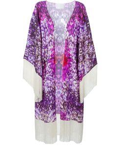 Athena Procopiou | Fringed Kimono