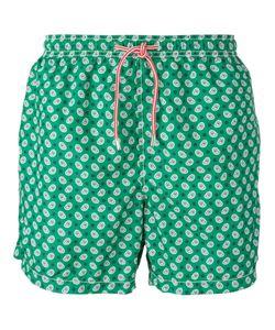 MC2 | Paisley Print Swim Shorts From