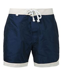 CUISSE DE GRENOUILLE | Navy And Classic Board Shorts From
