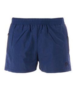 L'ECLAIREUR MADE BY | Navy Jikai Swim Shorts From Leclaireur Featuring An Elasticated Waistband And Side Zipped Pockets