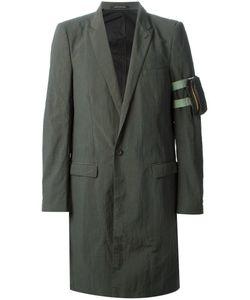 Nicolas Andreas Taralis   Однобортное Пальто