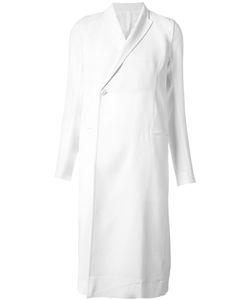 Rick Owens | Приталенное Пальто